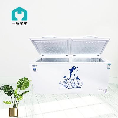 商用卧式冰柜维修