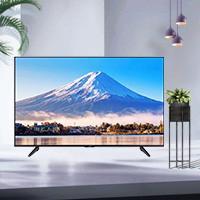 为什么电视有一半黑屏了