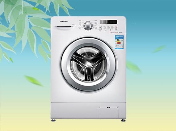 康佳洗衣机打不开门怎么办 洗衣机脏了怎么清洗
