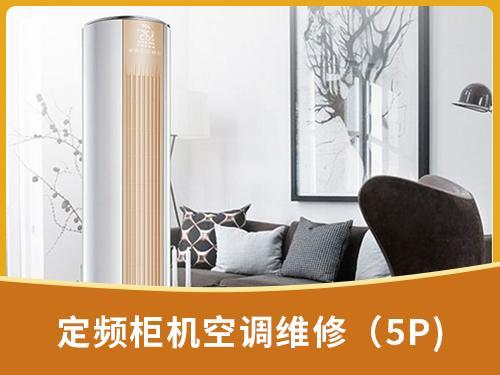 定频柜机空调维修(5P)
