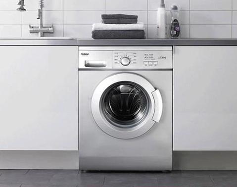 滚筒洗衣机安装