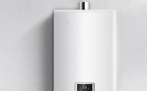 壁挂炉热水器安装