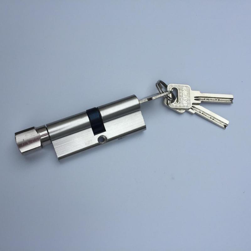 防盗门整套锁具安装