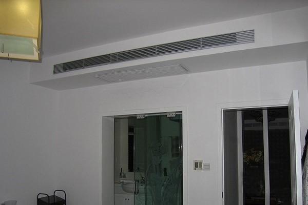 中央空调出风口怎么清洗