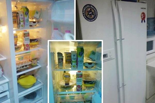 冰箱冷藏箱有水怎么处理?冰箱冷藏室结冰怎样除